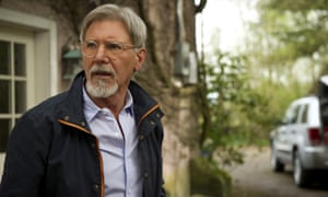 Harrison Ford in the romantic drama The Age of Adaline, also starring Blake Lively.