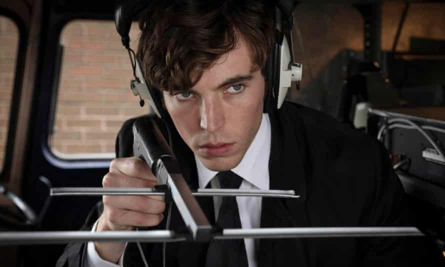 Wired for sound …Joe Lambe (Tom Hughes) in The Game.