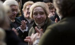 Steady Eddie: Marsan as Norrell.