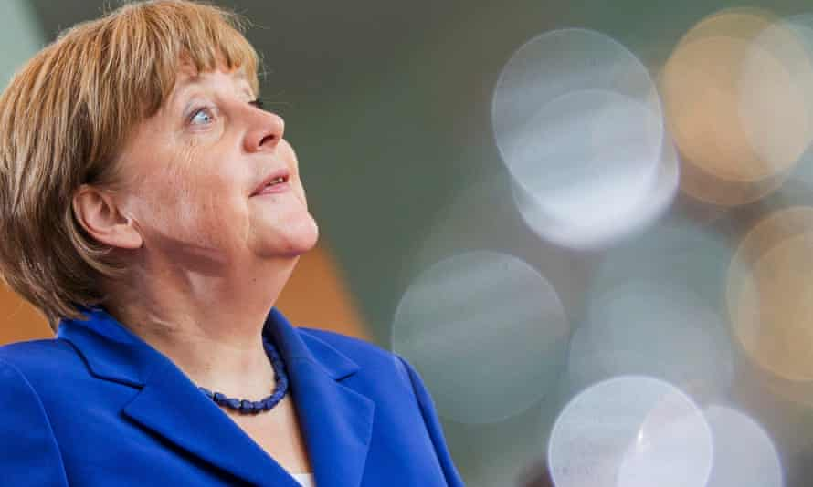 The German chancellor, Angela Merkel, is under increasing pressure to reveal all about US spying agreement.
