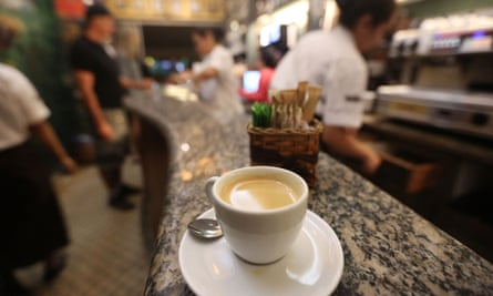 The coffee industry is booming - and small independent businesses are winning out over big chains.