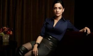 Archie Panjabi as The Good Wife's Kalinda Sharma.