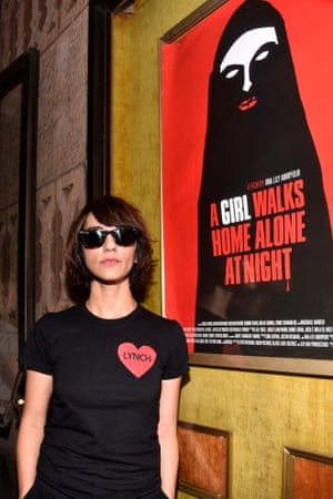 Amirpour at a screening of her film during Sundance Next Fest in 2014.