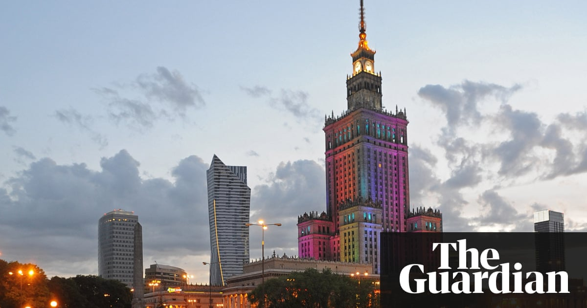 Car Company Warsaw: Warsaw's Palace Of Culture, Stalin's 'gift': A History Of