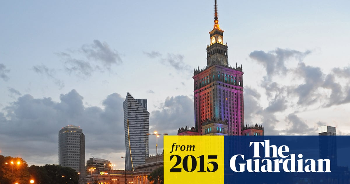 Warsaw's Palace of Culture, Stalin's 'gift': a history of