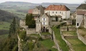 Chateau Chalon.