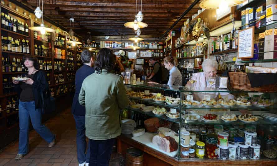 AL BOTTEGON, VeniceIt's