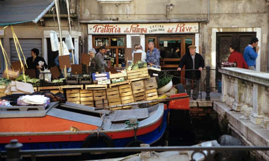 Trattoria Alla Rampa, Venice