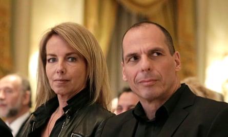 Danae Stratou and Yanis Varoufakis … mystery solved?