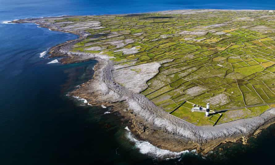 Inisheer, the smallest of the Aran Islands