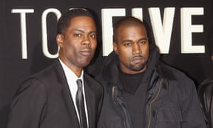 Along with Rock and other famous names, Kanye West is a coproducer of Top Five.
