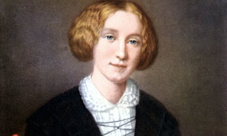 George Eliot's relationship with her readers is one of the themes of Sophie and the Sybil.