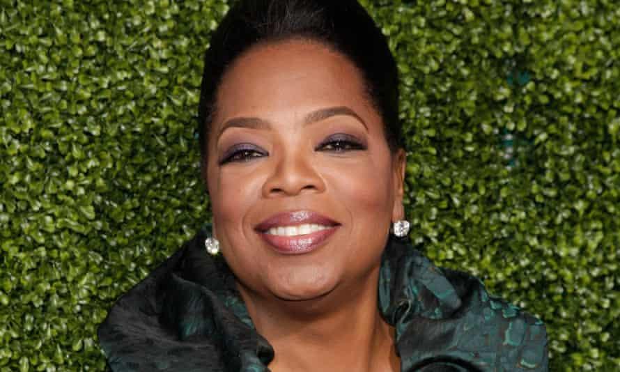 Oprah Winfrey in 2011.