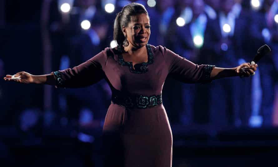 Oprah Winfrey in 2011