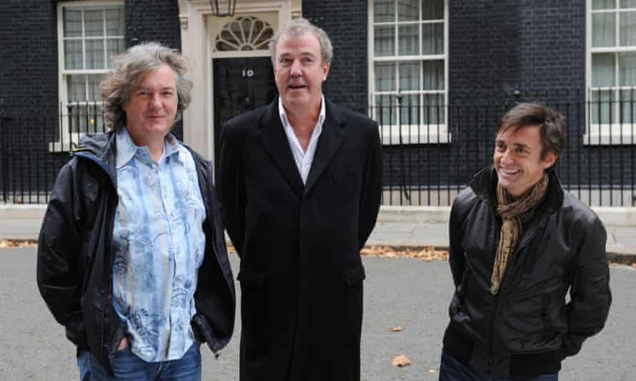 Former Top Gear presenters James May, Jeremy Clarkson and Richard Hammond have been in talks with ITV.