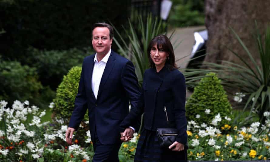 BRITAIN-GENERAL ELECTION-DAVID CAMERON