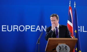 David Cameron has been strengthened in his dealings with the EU.