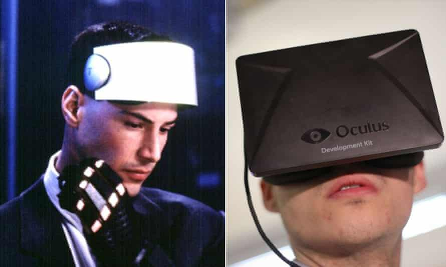 Johhny Mnemonic v Oculus Rift