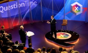 Election Question Time: