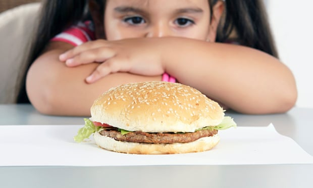 Why are kids becoming obese?