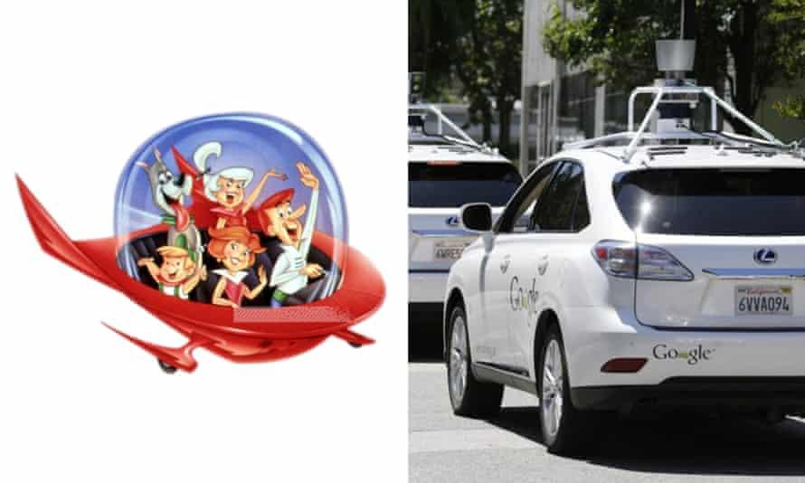 Jetsonmobile v Google's self-driving cars.