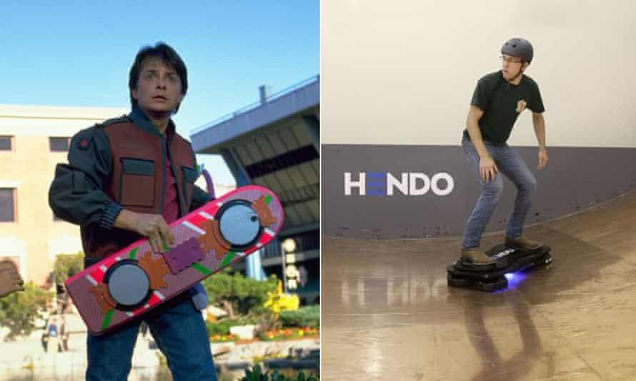 Marty McFly v Hendo.