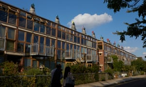 BedZED housing