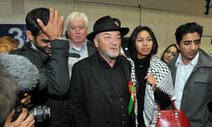 Bradford Election count at Richard Dunn Sports Centre.