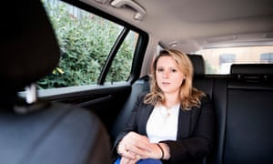 Benedetta Arese Lucini, general manager of Uber in Italy.