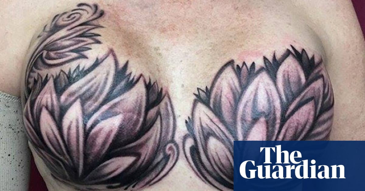 The Tattoos That Turn Breast Cancer Surgery Scars Into Works Of Art