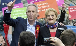 Scottish Labour Party Leader Jim Murphy