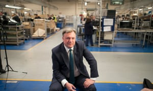 Ed Balls, the highest-profile Co-operative and Labour party member to lose a seat.