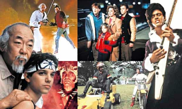 Eighties movies … why the all the stereotyping, dudes?