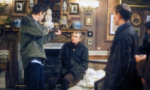 The BBC TV adaptation of Minette Walters' novel The Ice House