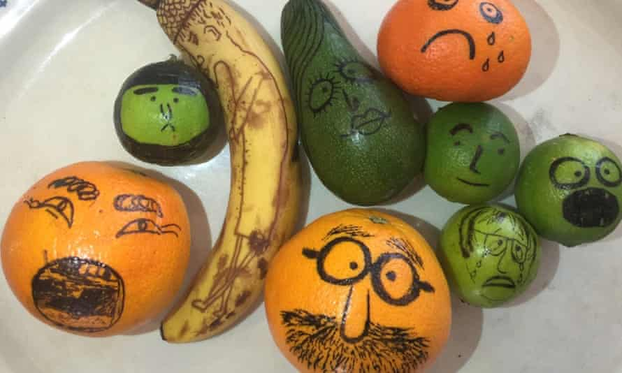 Philippa Perry's fruit therapy