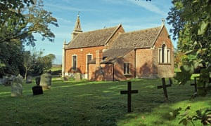 The church of St John the Evangelist at Little Gidding