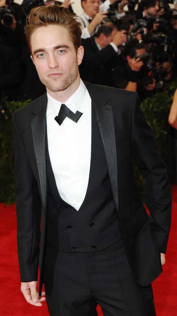 Actor Robert Pattinson suffers from BDD.