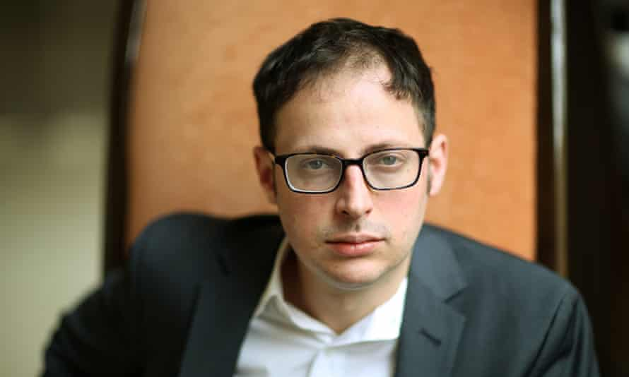 Nate Silver - who successfully predicted the outcome of the American election.