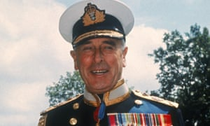 Lord Mountbatten Prince Charles IRA