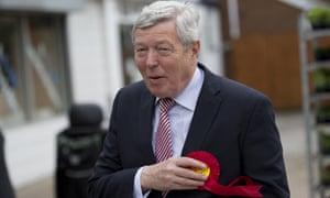 Alan Johnson vote Hull election