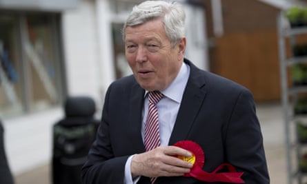 Alan Johnson vote Hull election