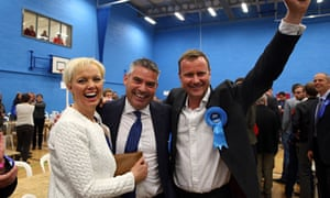General Election 2015 declaration - May 7th