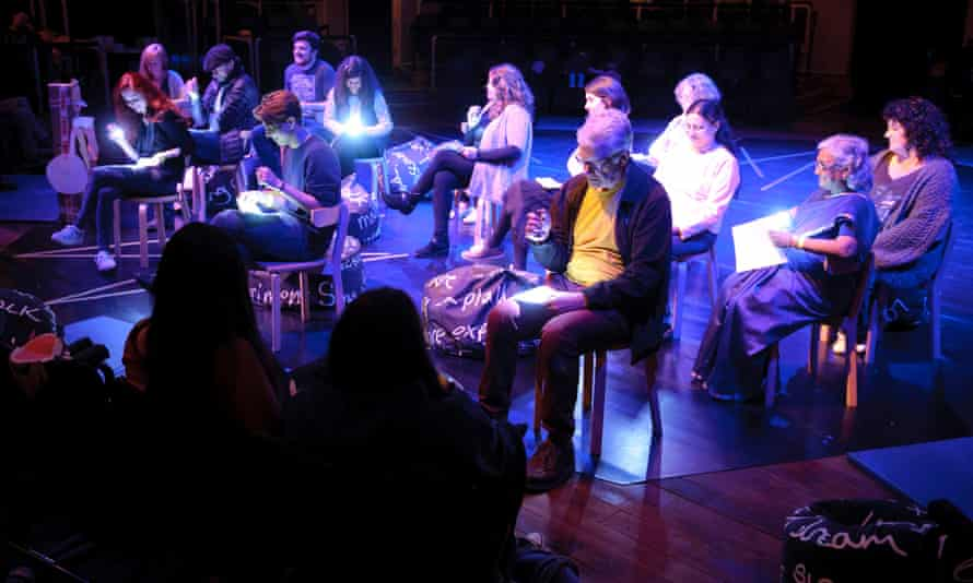Night at the Theatre – a sleepover at the Royal Exchange, Manchester