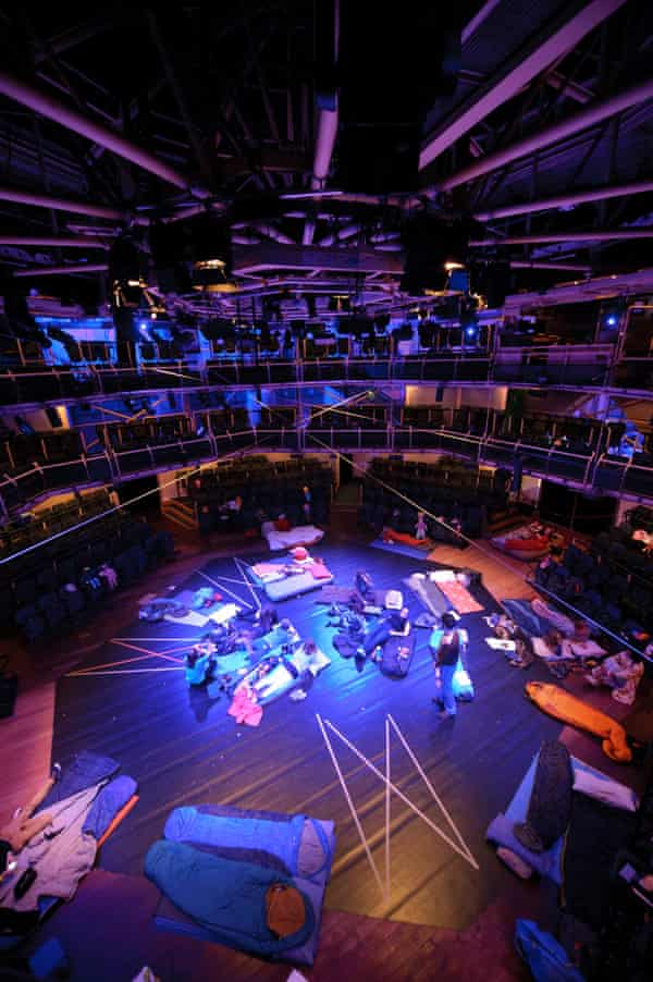 Night at the Theatre at the Royal Exchange, Manchester