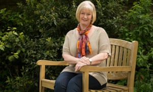 Vicky Brown, who took part in the clinical trials.
