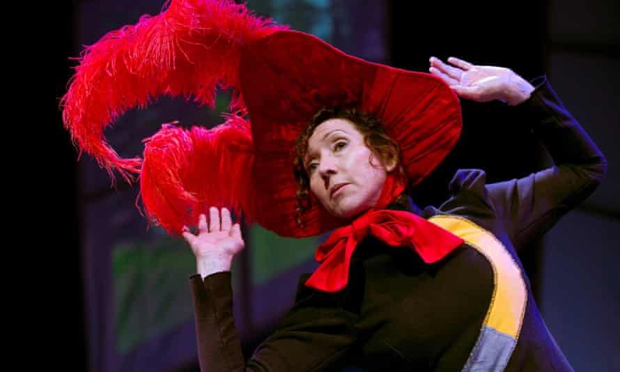 Pauline Knowles in Crazy Jane.