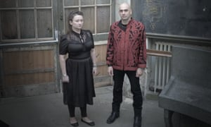 Eliza Carthy and Tom Eriksen