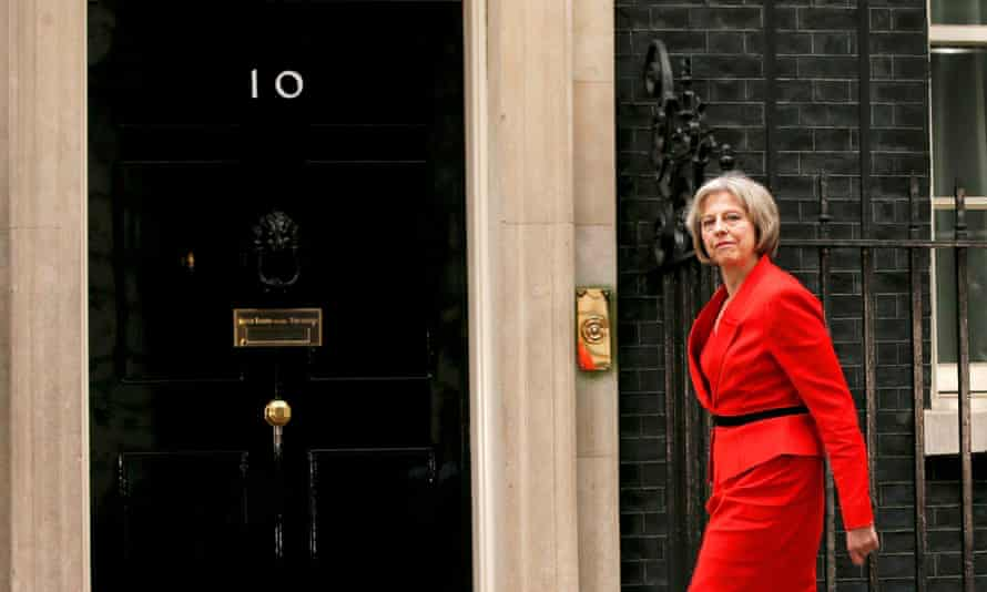 Home secretary Theresa May was re-appointed to the cabinet by David Cameron.