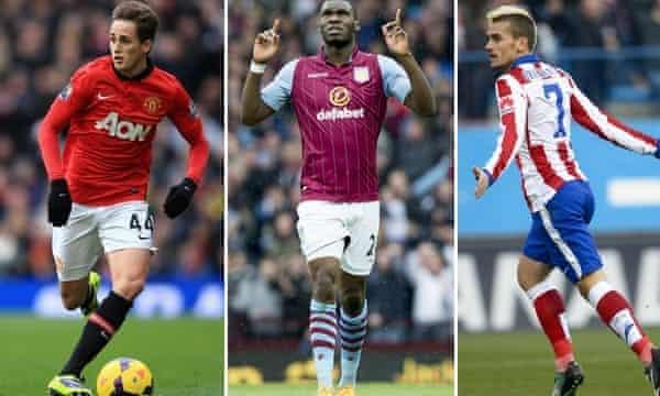 Premier League targets