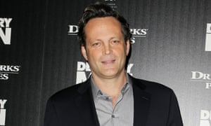 'Banning guns is like banning forks in an attempt to stop making people fat' ... Vince Vaughn has spoken about gun control.